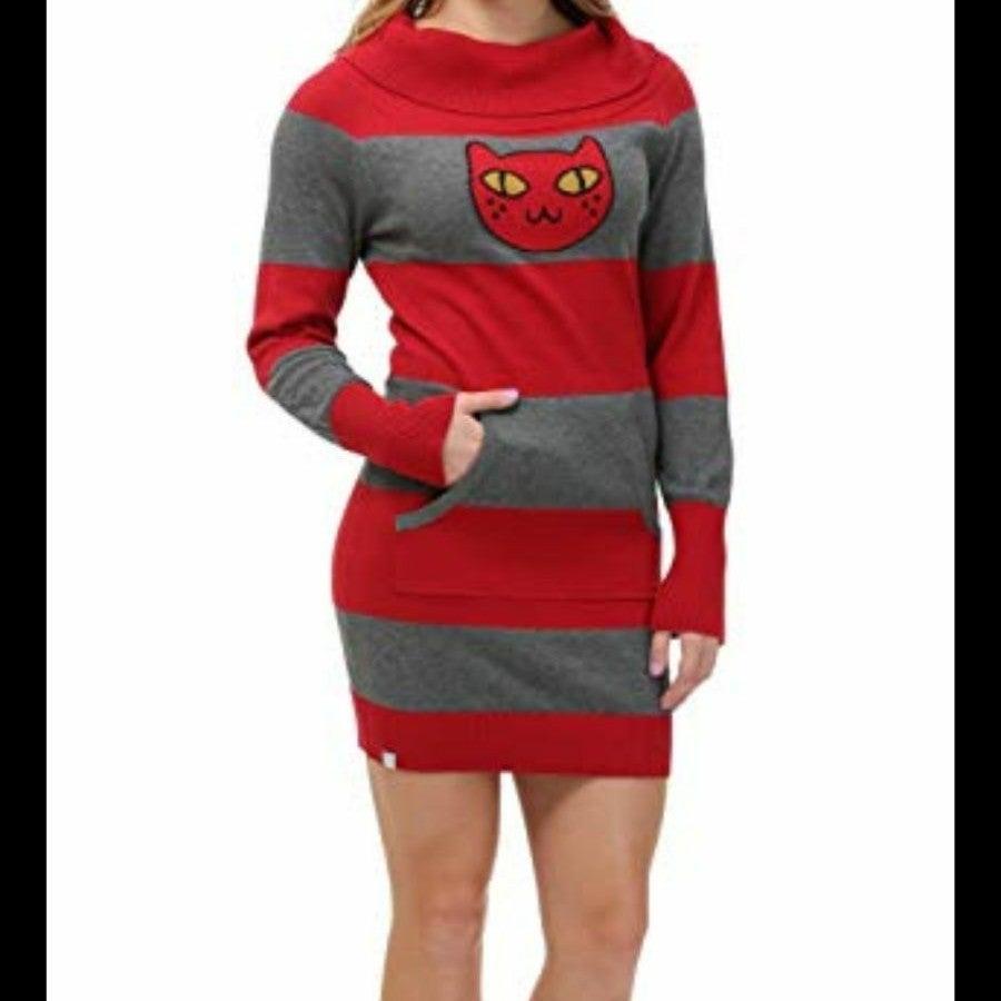 adventure time Marceline sweater dress