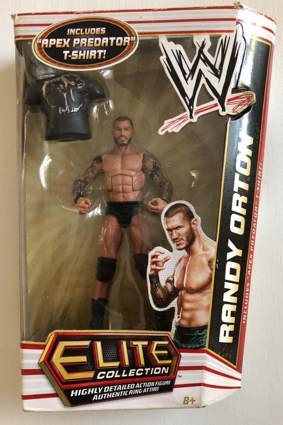 WWE Elite Randy Orton Series 16 RKO NEW