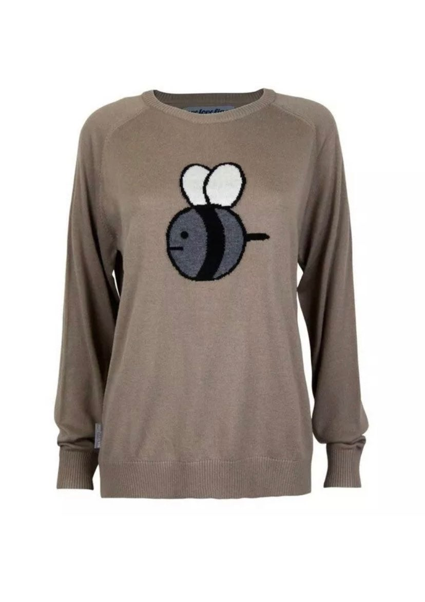 Bee And PuppyCat Cashmere Intersia Bee S