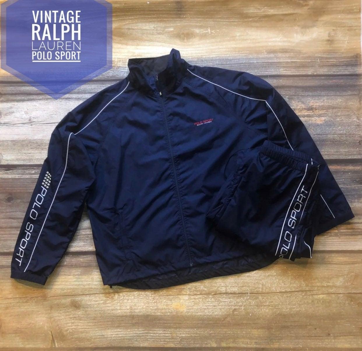 Ralph Lauren like new vintage track suit