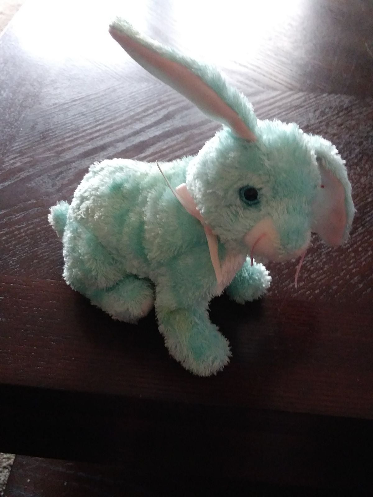1/6  TY Beanie Baby 2001 Spring Easter B