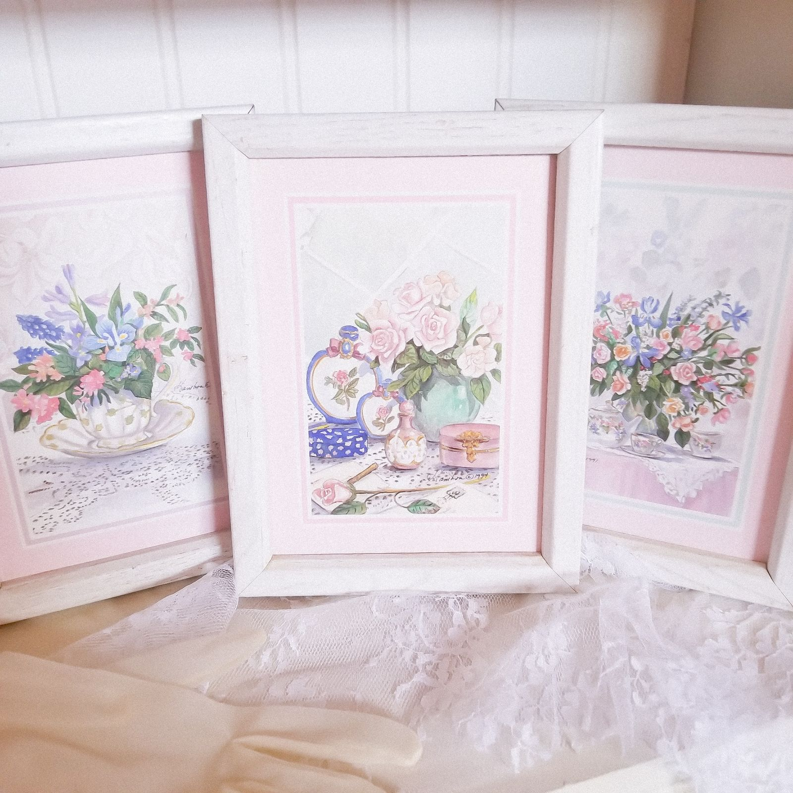 1991 girly art frames