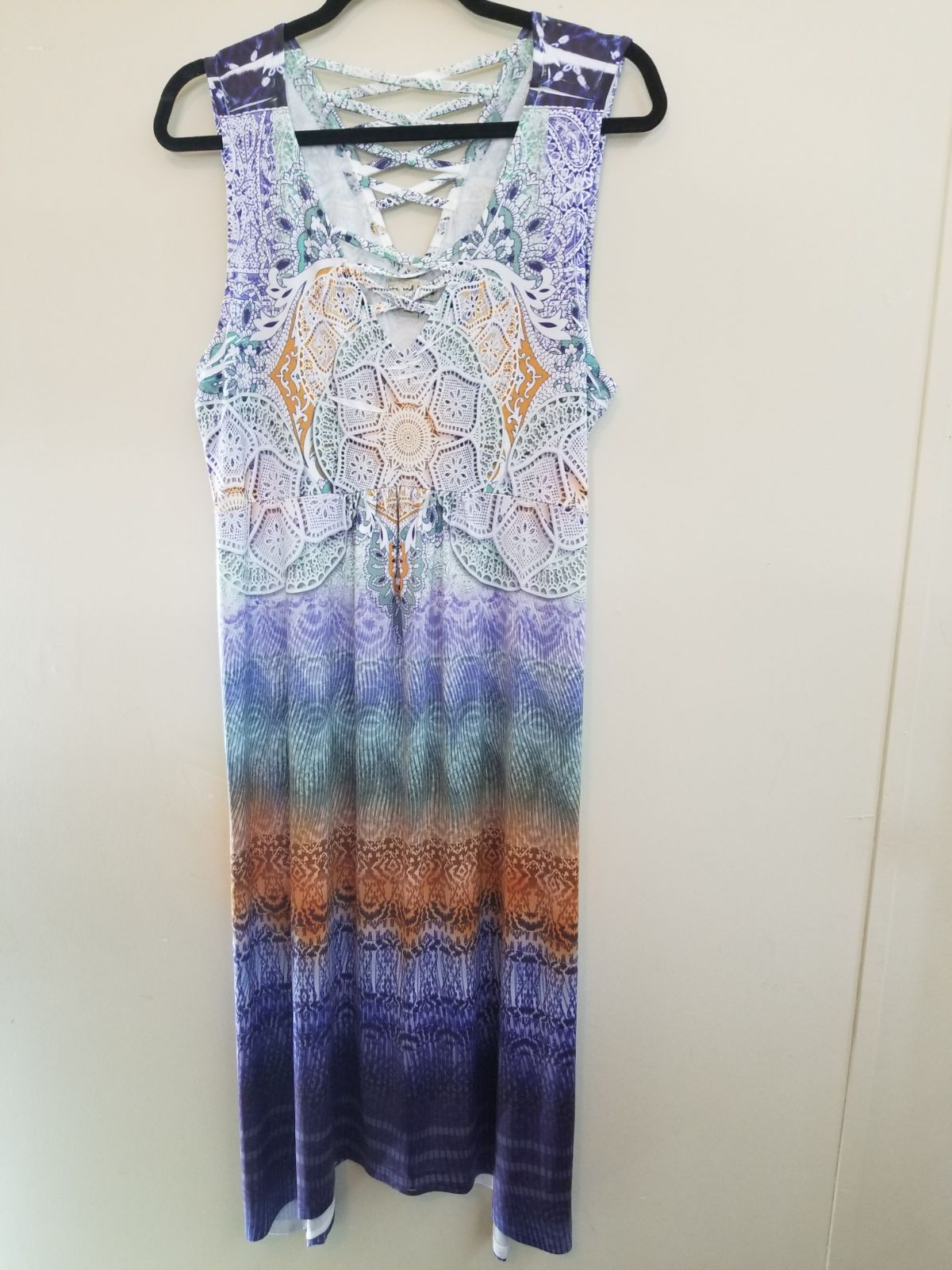 BEAUTIFUL DRESS by Live and Let Live Sz