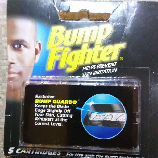 Bump fighter replacement cartridges