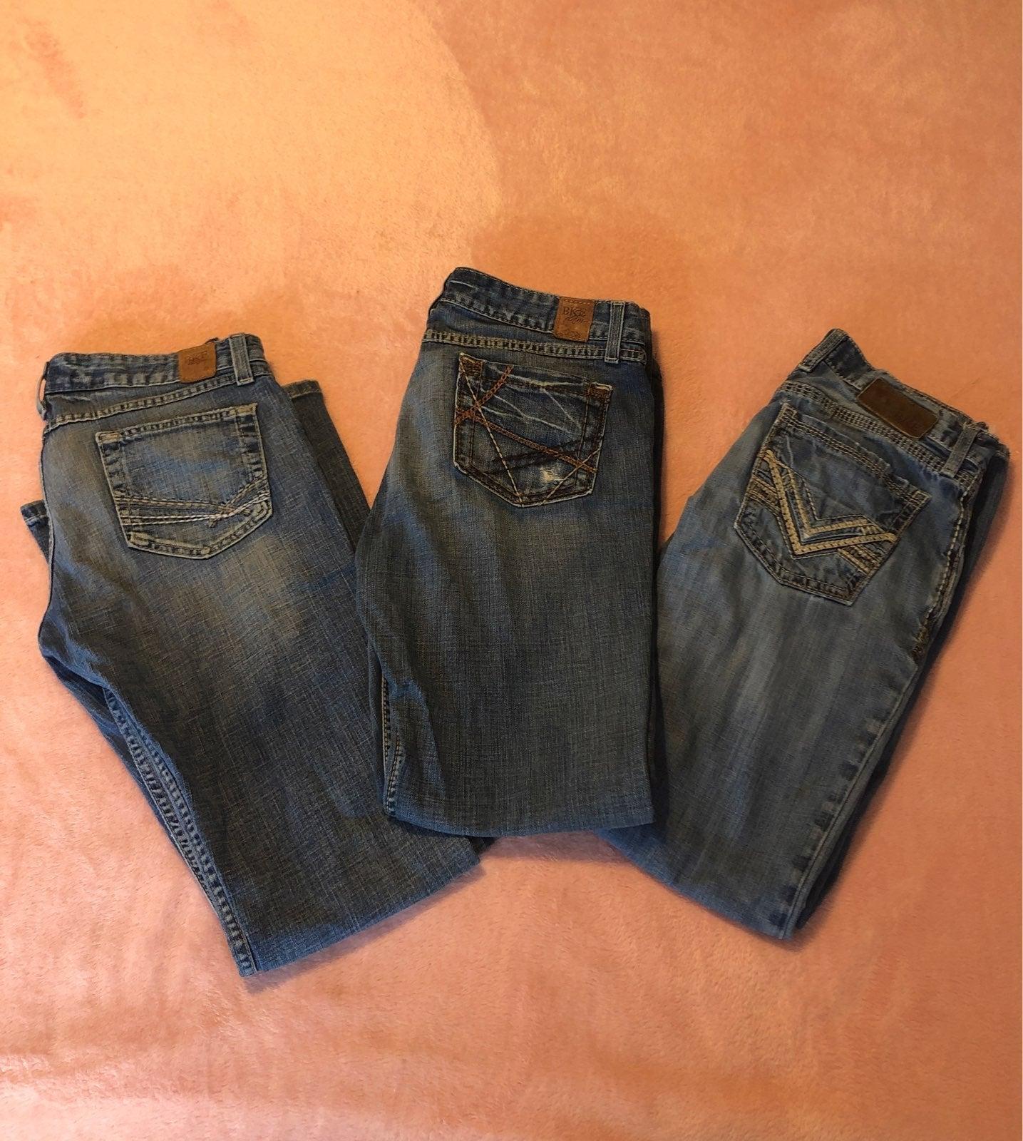 BKE Jeans Bundle