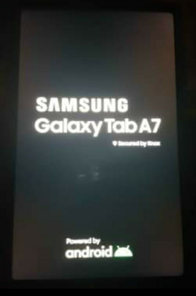 USED Samsung Galaxy A7 Tablet