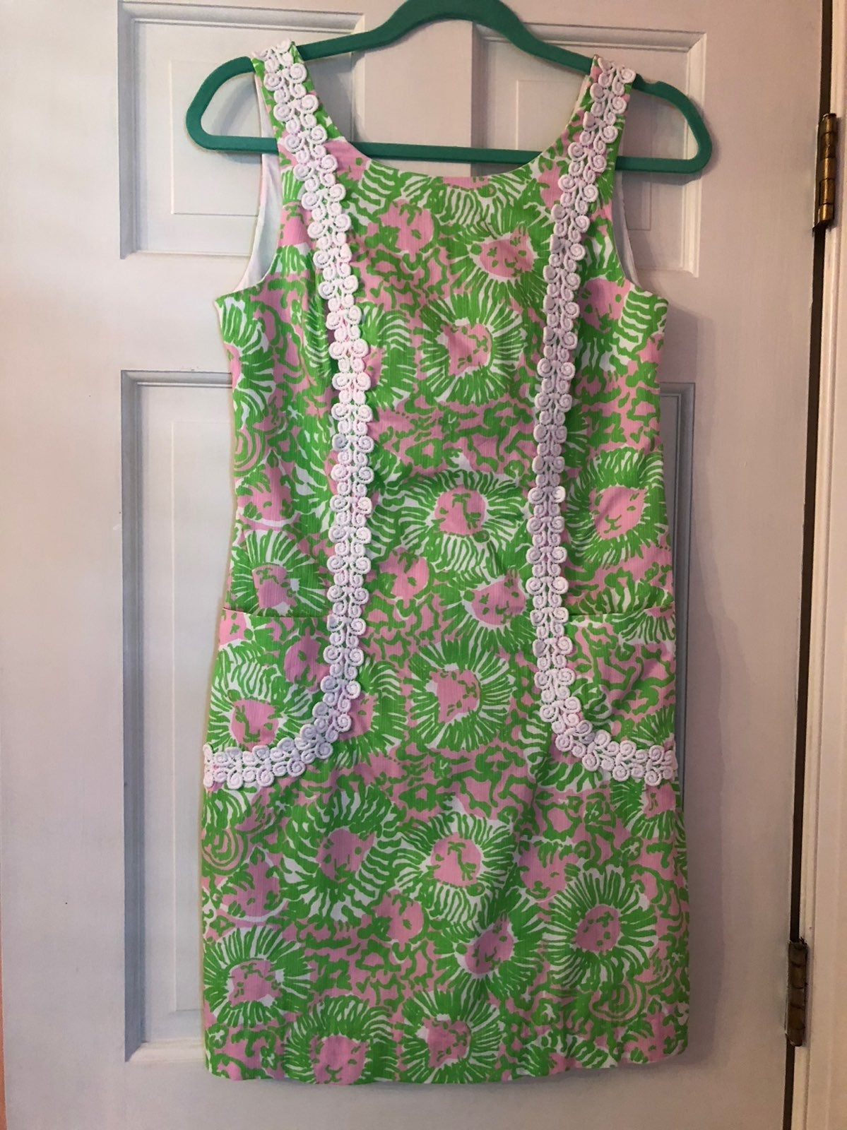 Lilly Pulitzer Ladies Shift Dress, Size
