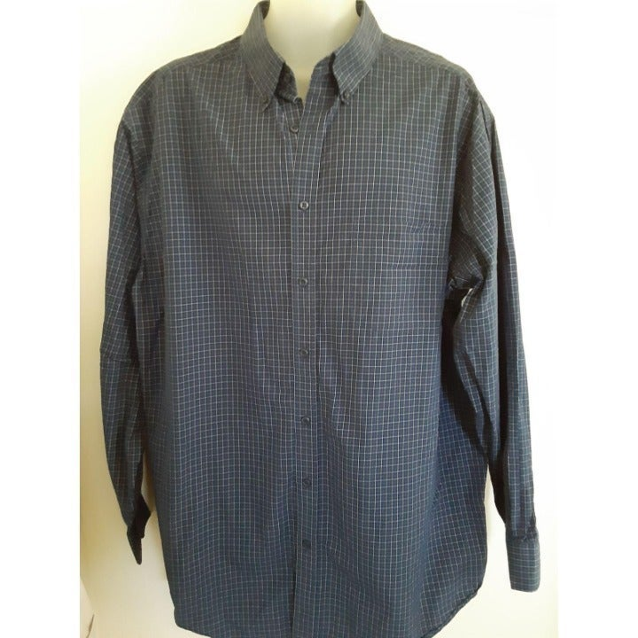 Roundtree & Yorke Dress Shirt 2XL NWOT