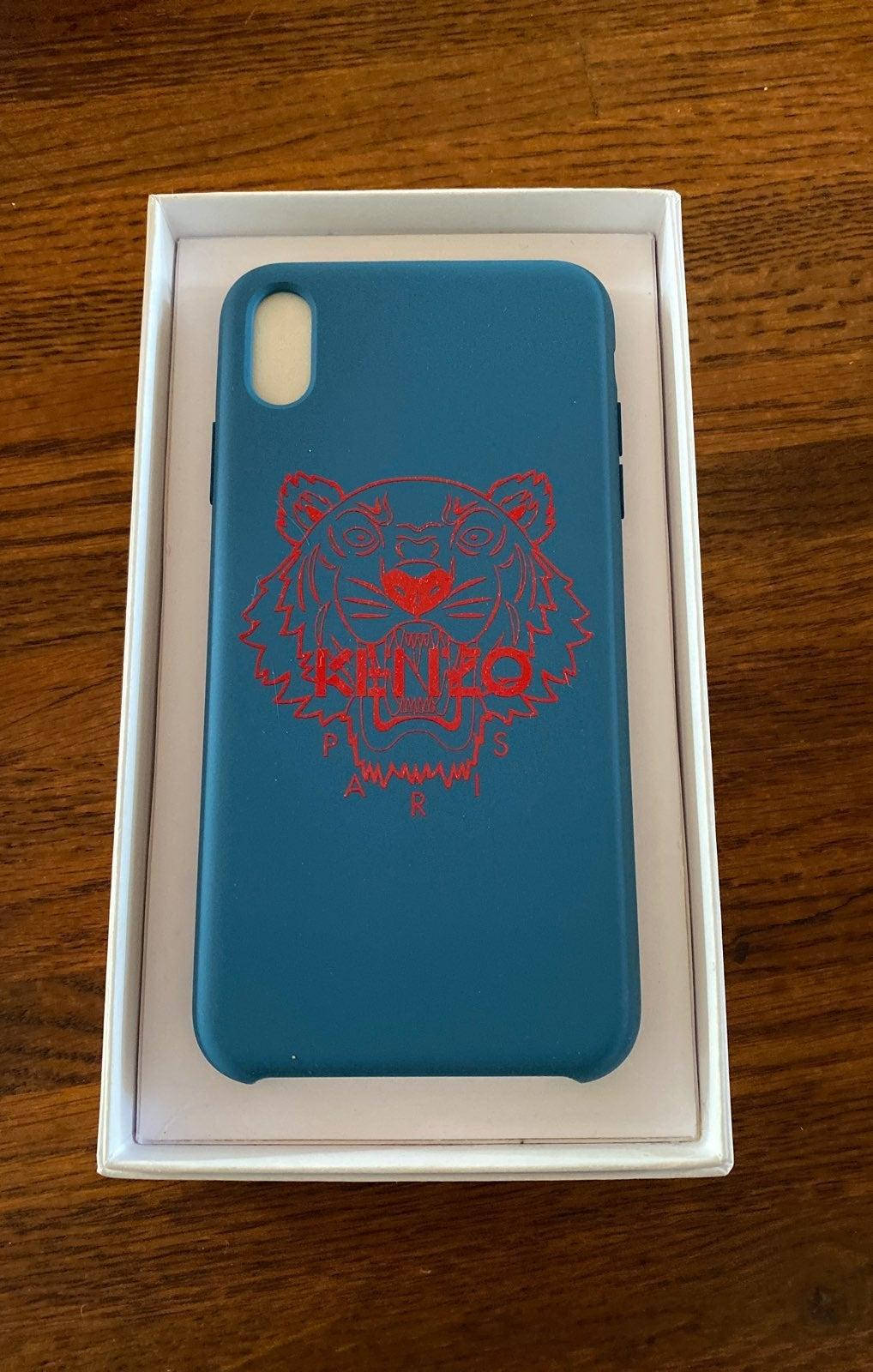 Kenzo Paris iphone XS Max case