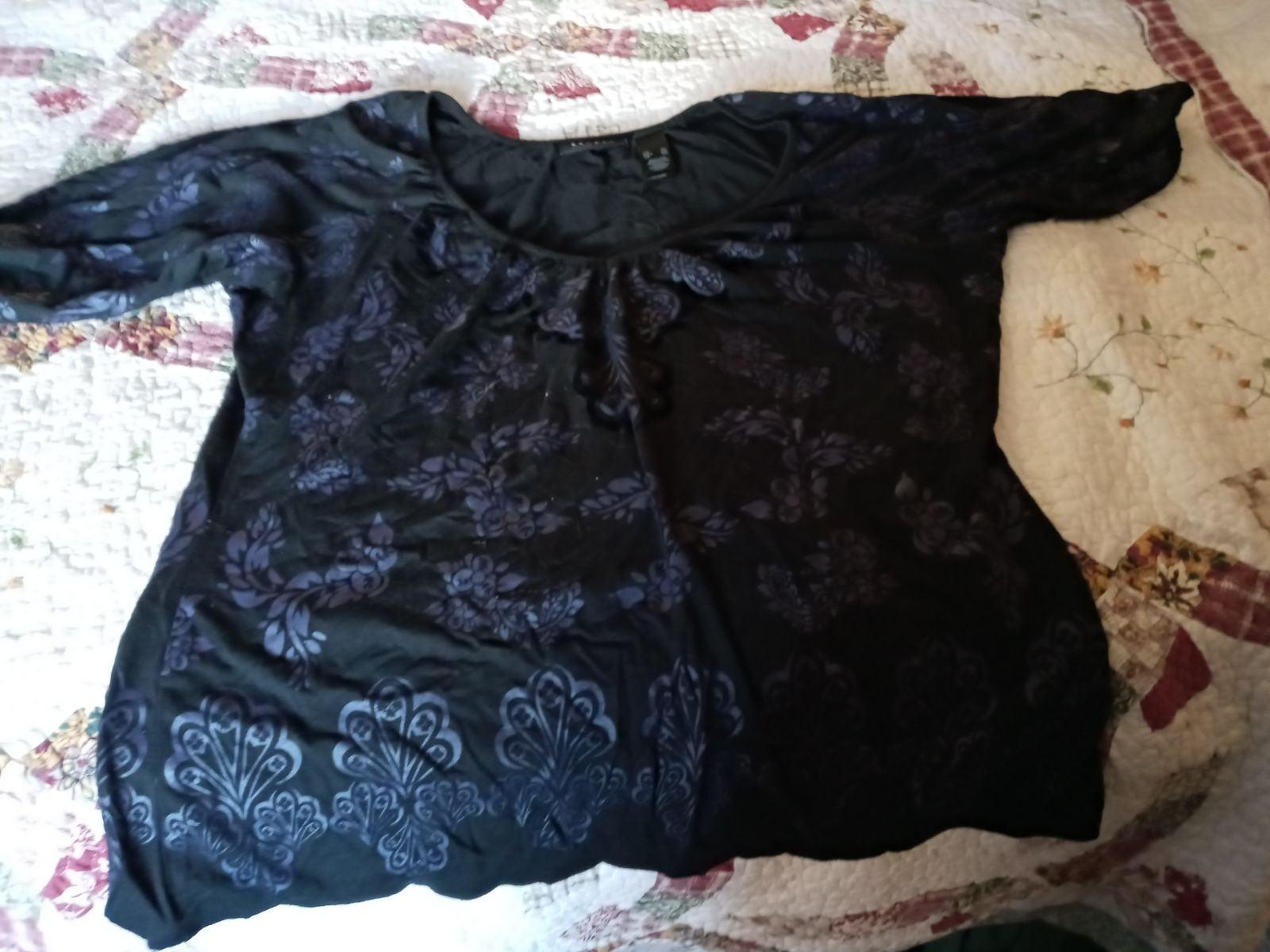 Liz Claiborne Axcess blouse