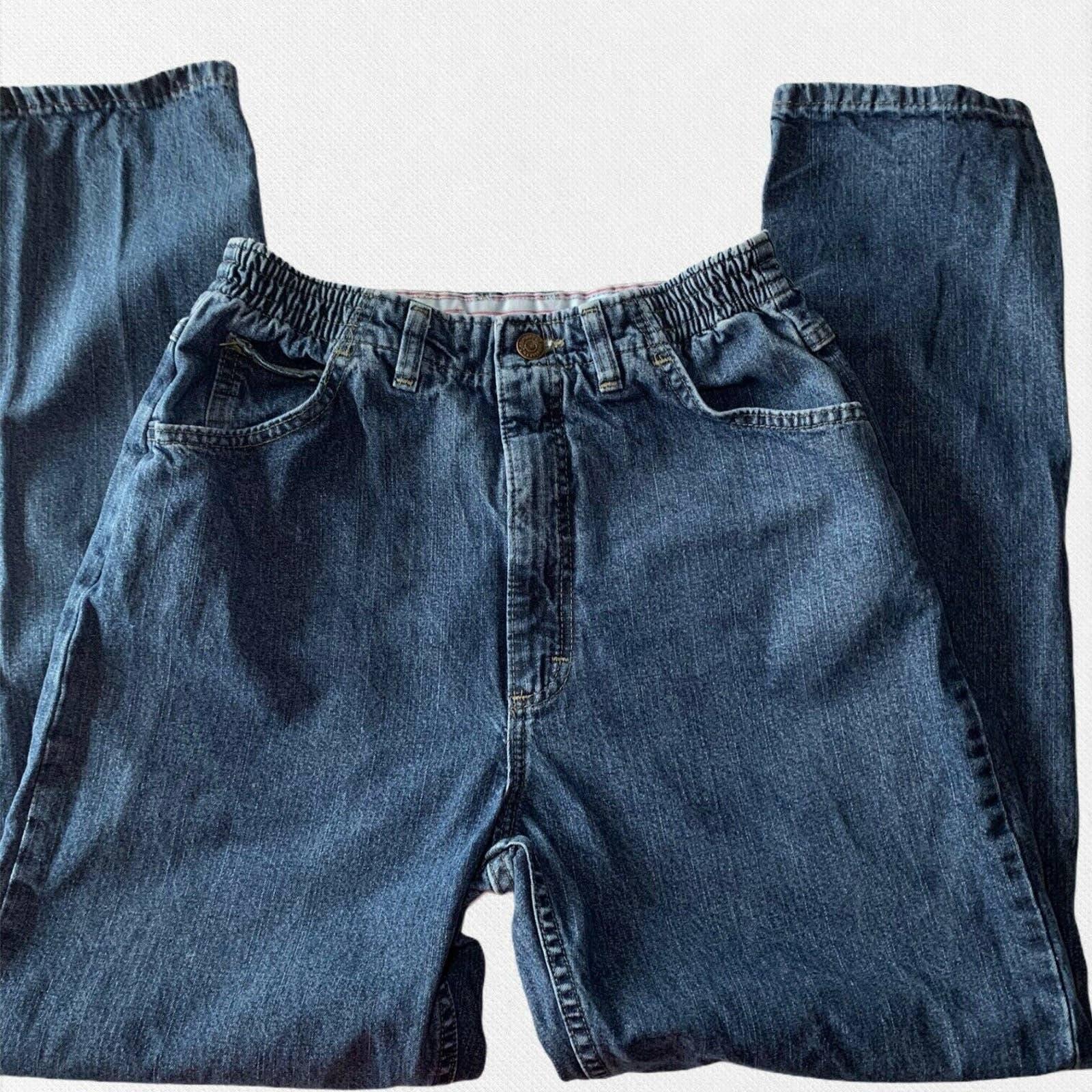 Lee High Rise Mom Jeans Sz 26 Vintage