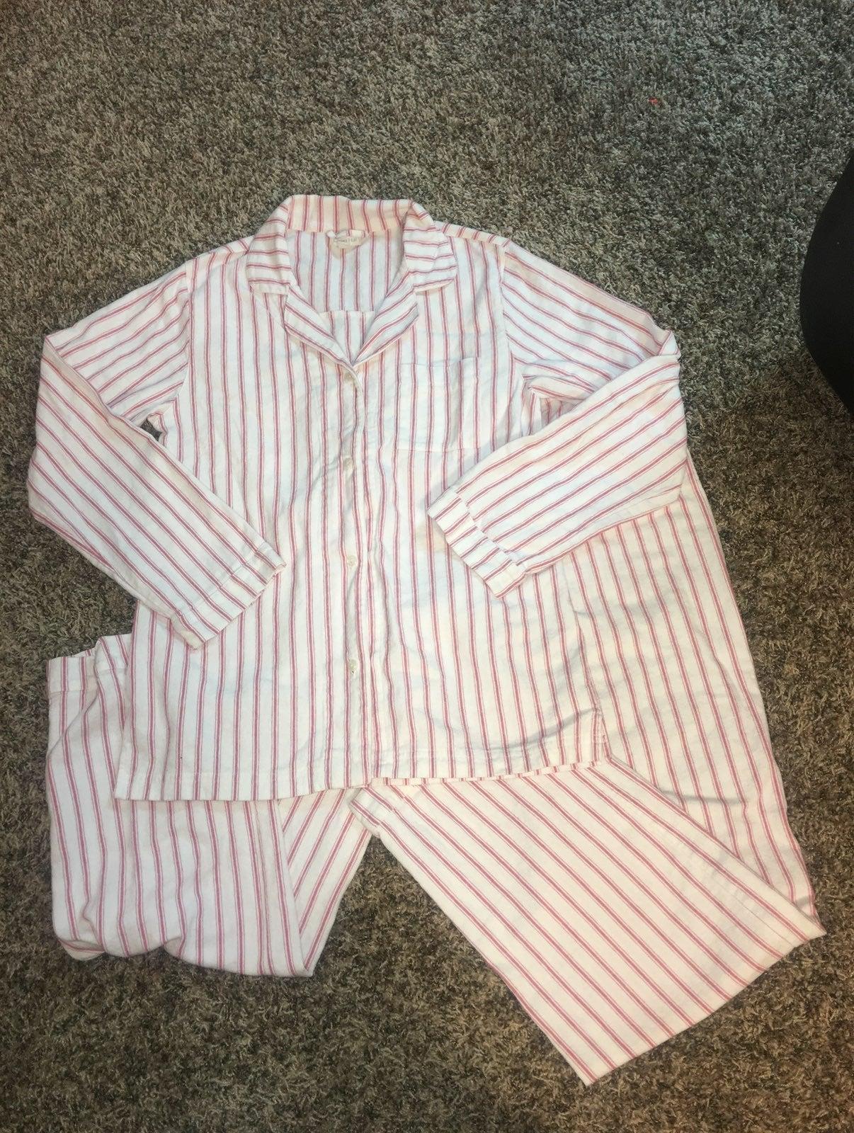 garnet hill pajamas