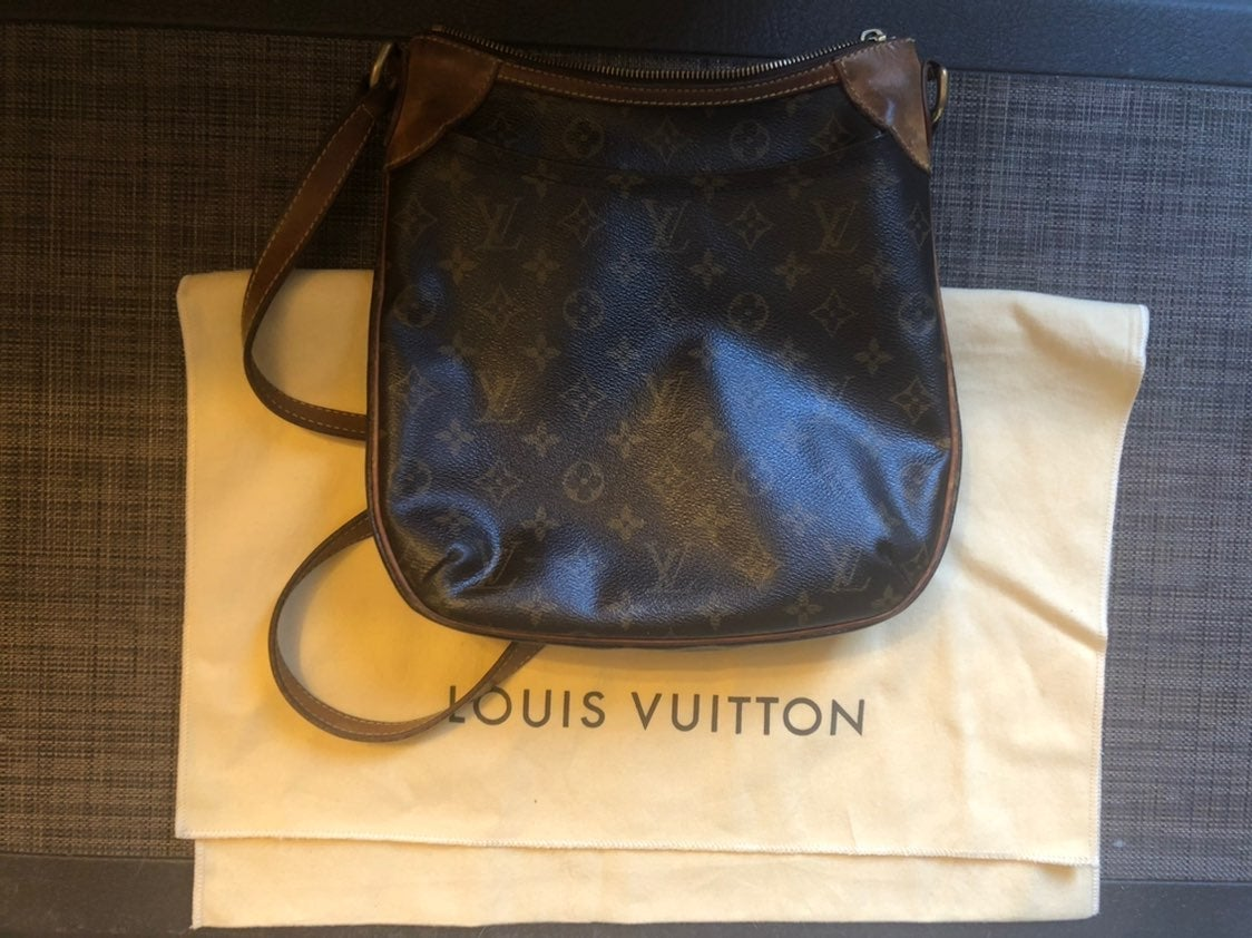 Louis Vuitton Monogram Odeon PM Crossbod