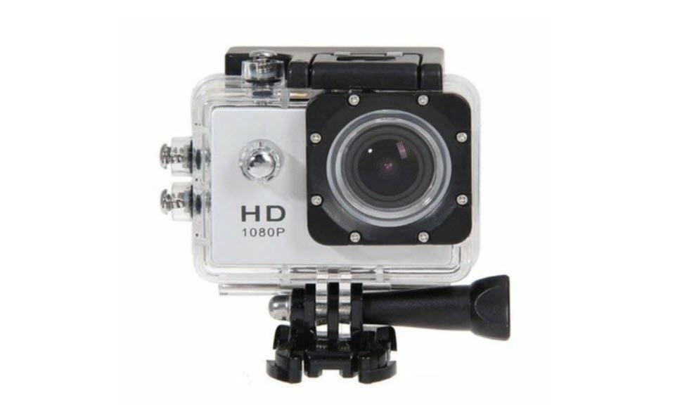 1080P Waterproof Sports Camera