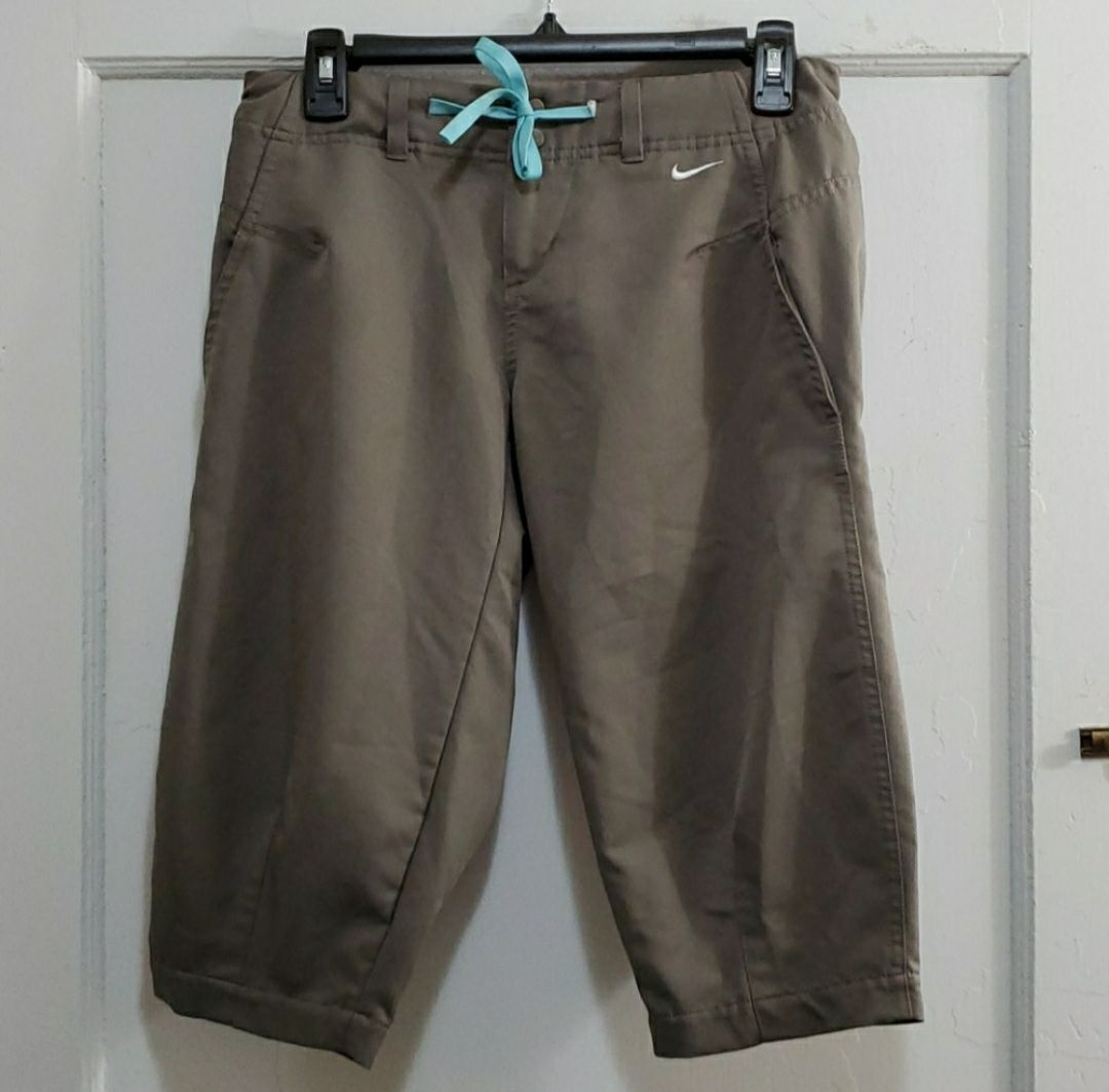 Nike Dri Fit Capri Pants