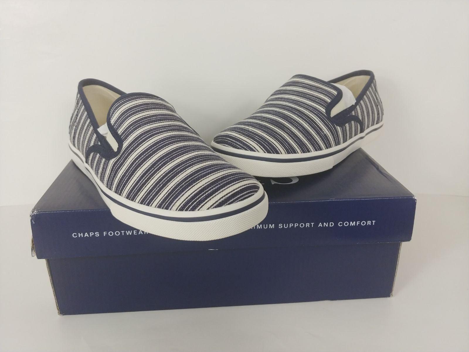 Chaps Slip-On Shoes   Mercari
