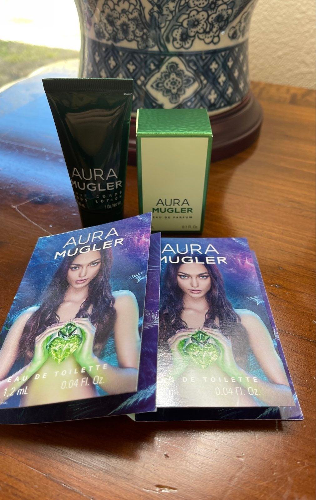 Aura Thierry Mugler Bundle