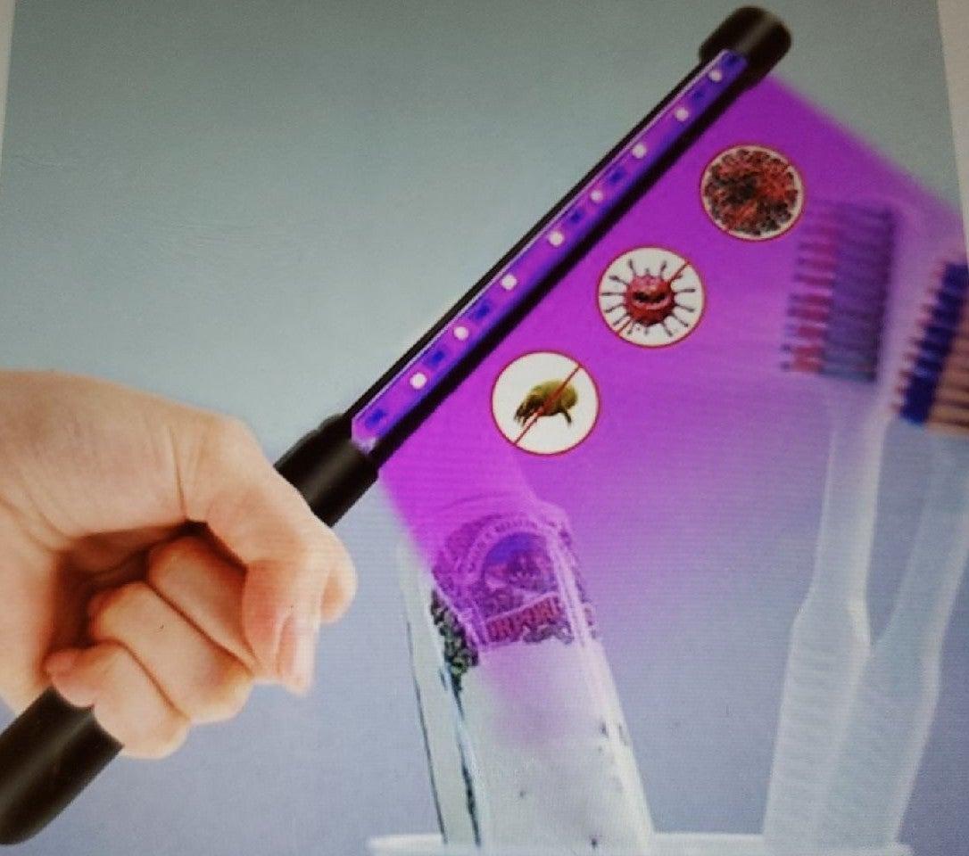 Portable LED Germicidal Light