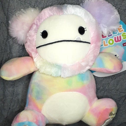 squishmallows squeezemallows zaylee