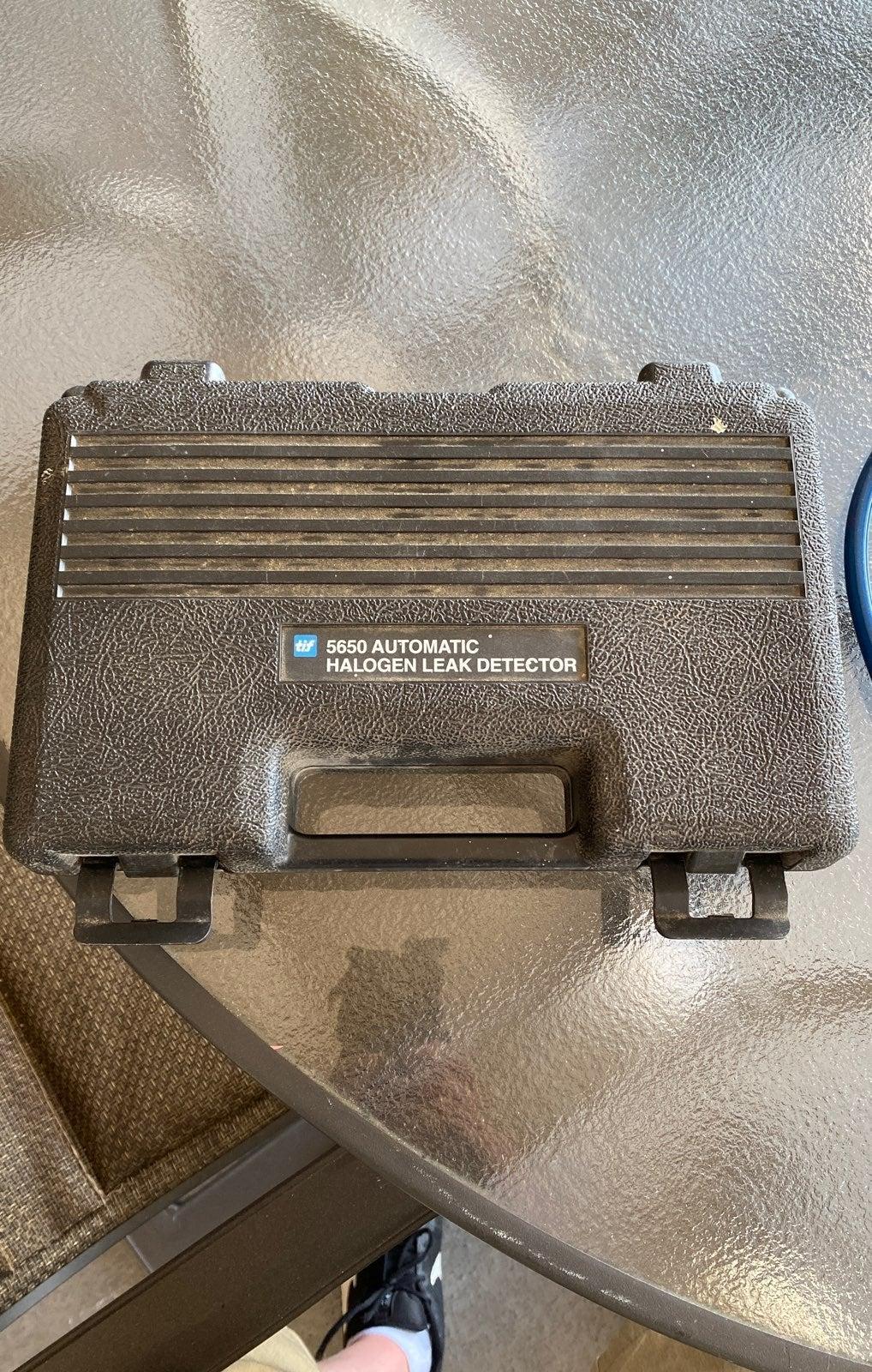 Tif 5650 leak detector