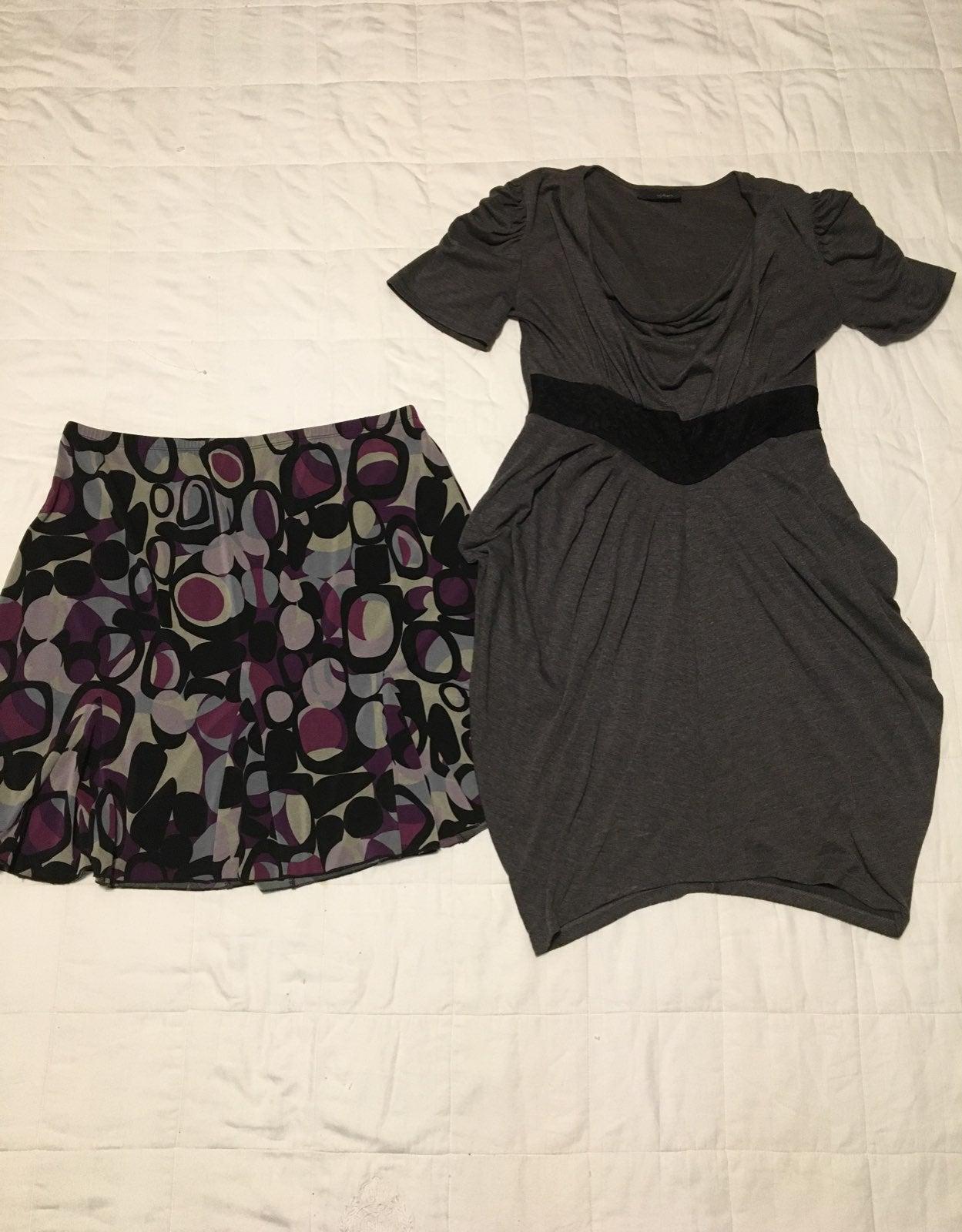 Dress and Skirt XL