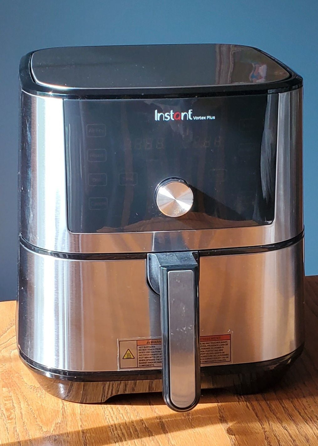 Instant Pot 6 quart air fryer 6-in-1