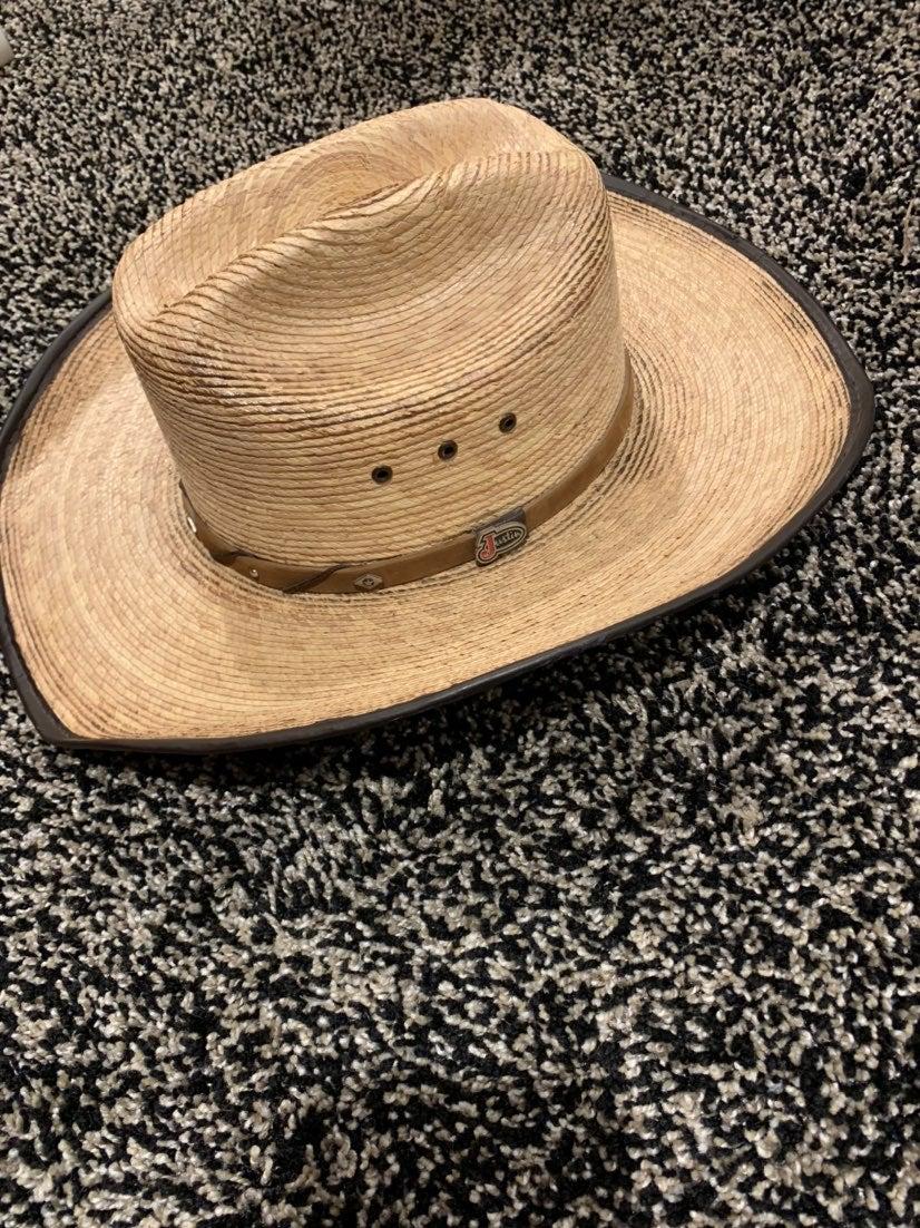 Justin 20x Cowboy Hat