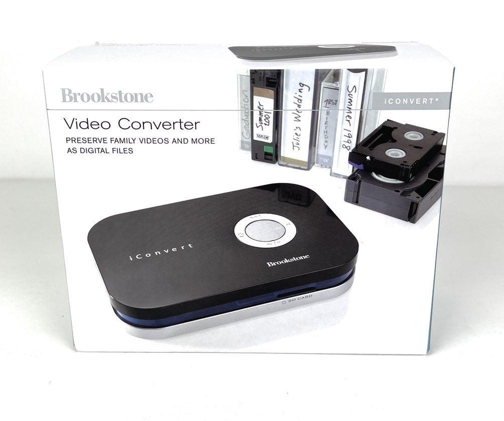 Brookstone Digital Video Converter