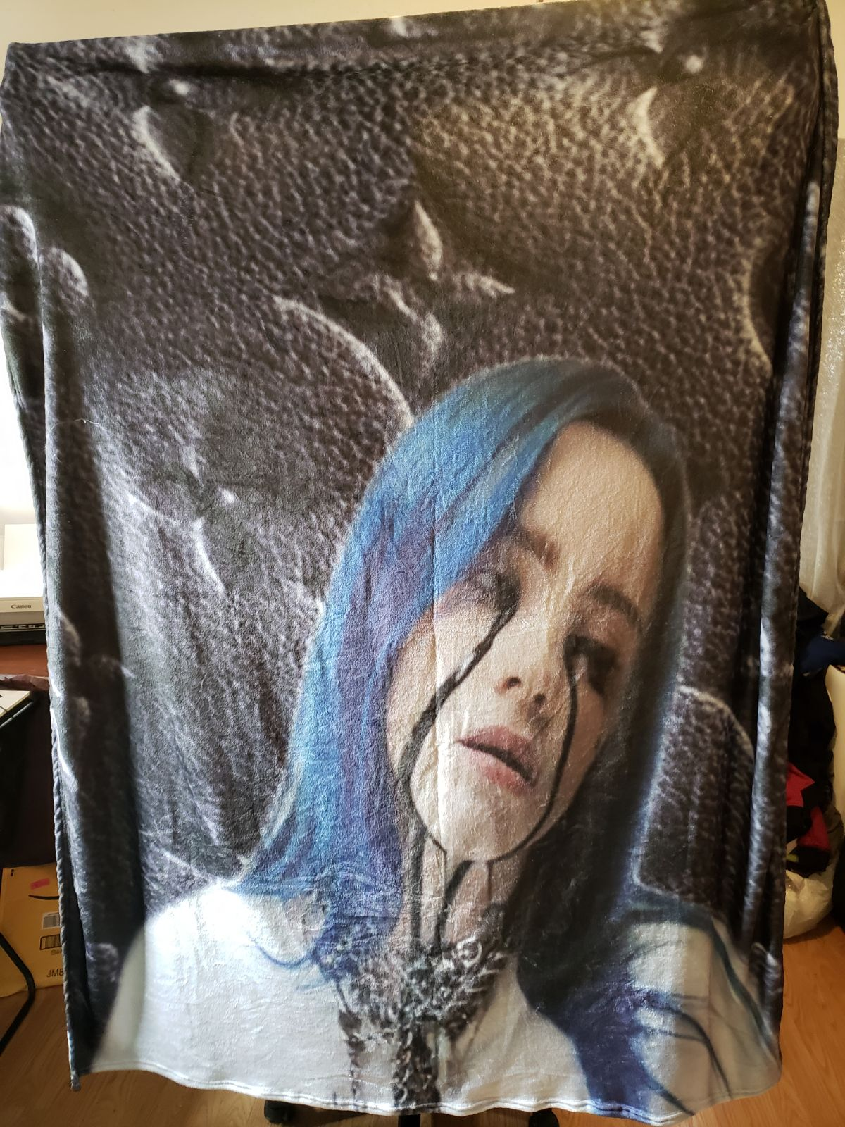 Billie eilish blanket