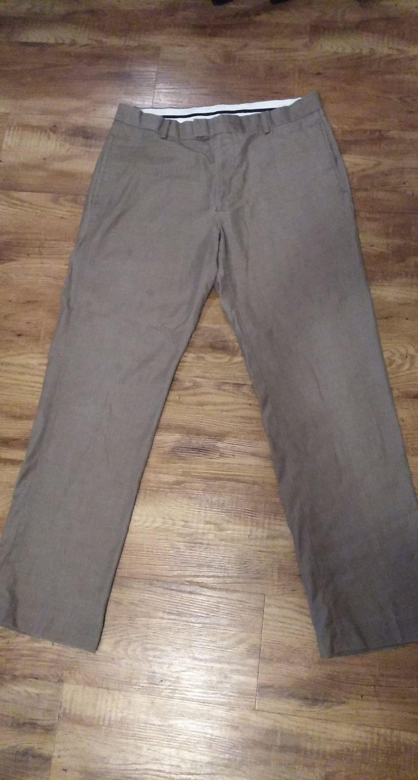 Men's Bauchran dress pants