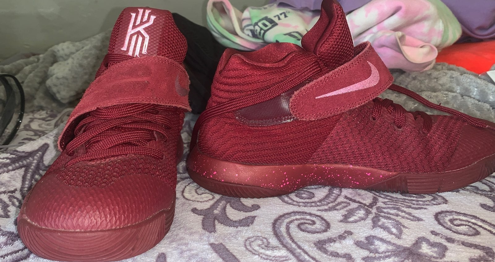 Kyrie Nike basketball shoes