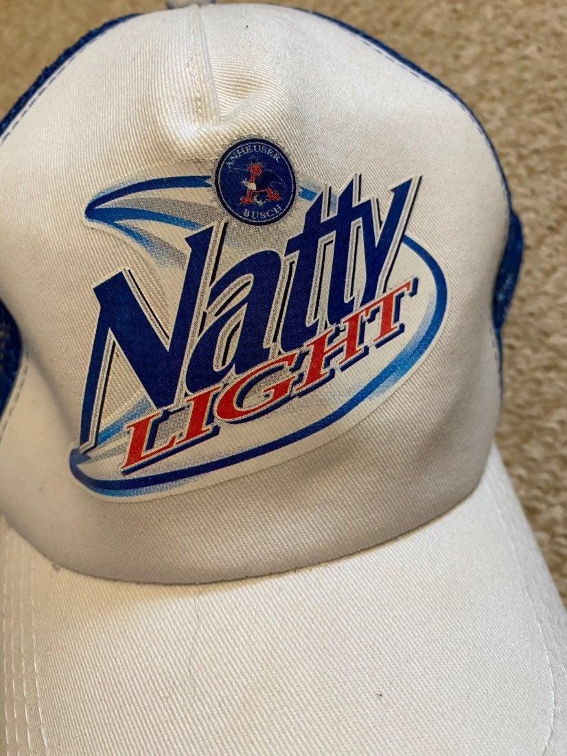 Natty Light Trucker Hat