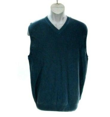 Geoffrey Beene Men Large Sweater Vest