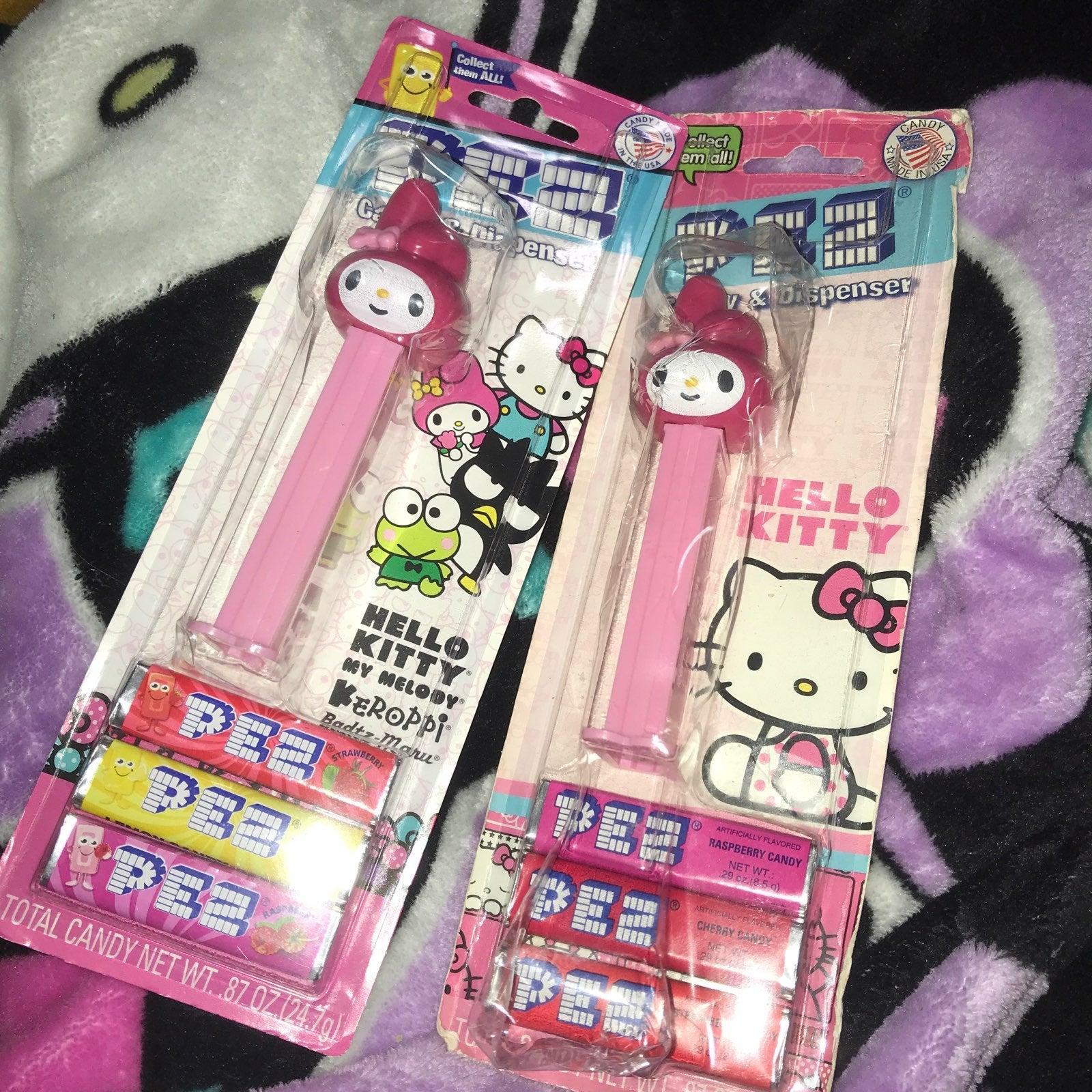 Sanrio my melody pez candy bundle