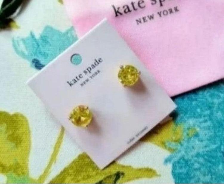 ♠️ NEW Kate Spade Gumdrop  Earrings