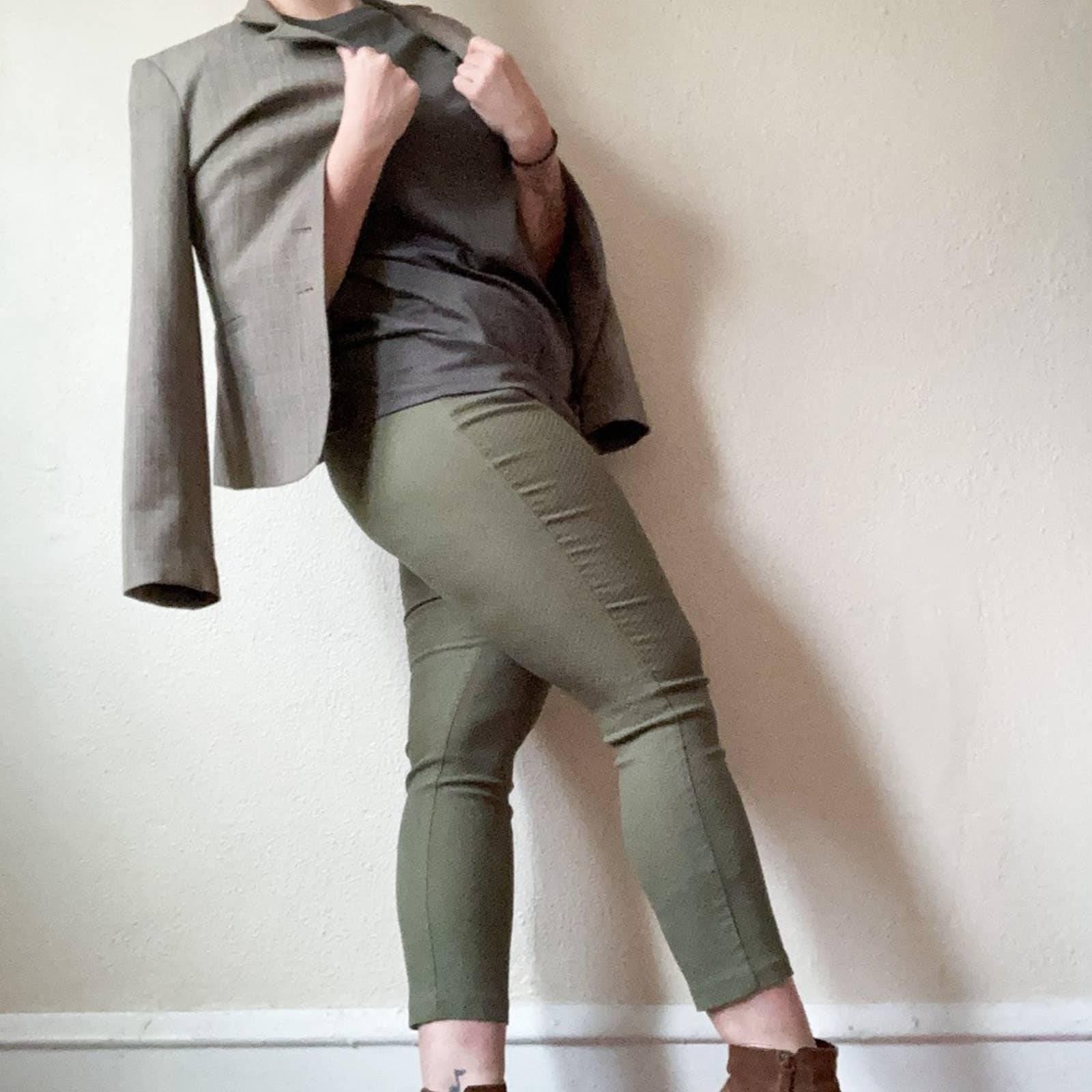 Rafaella Comfort Woven Stretch Legging