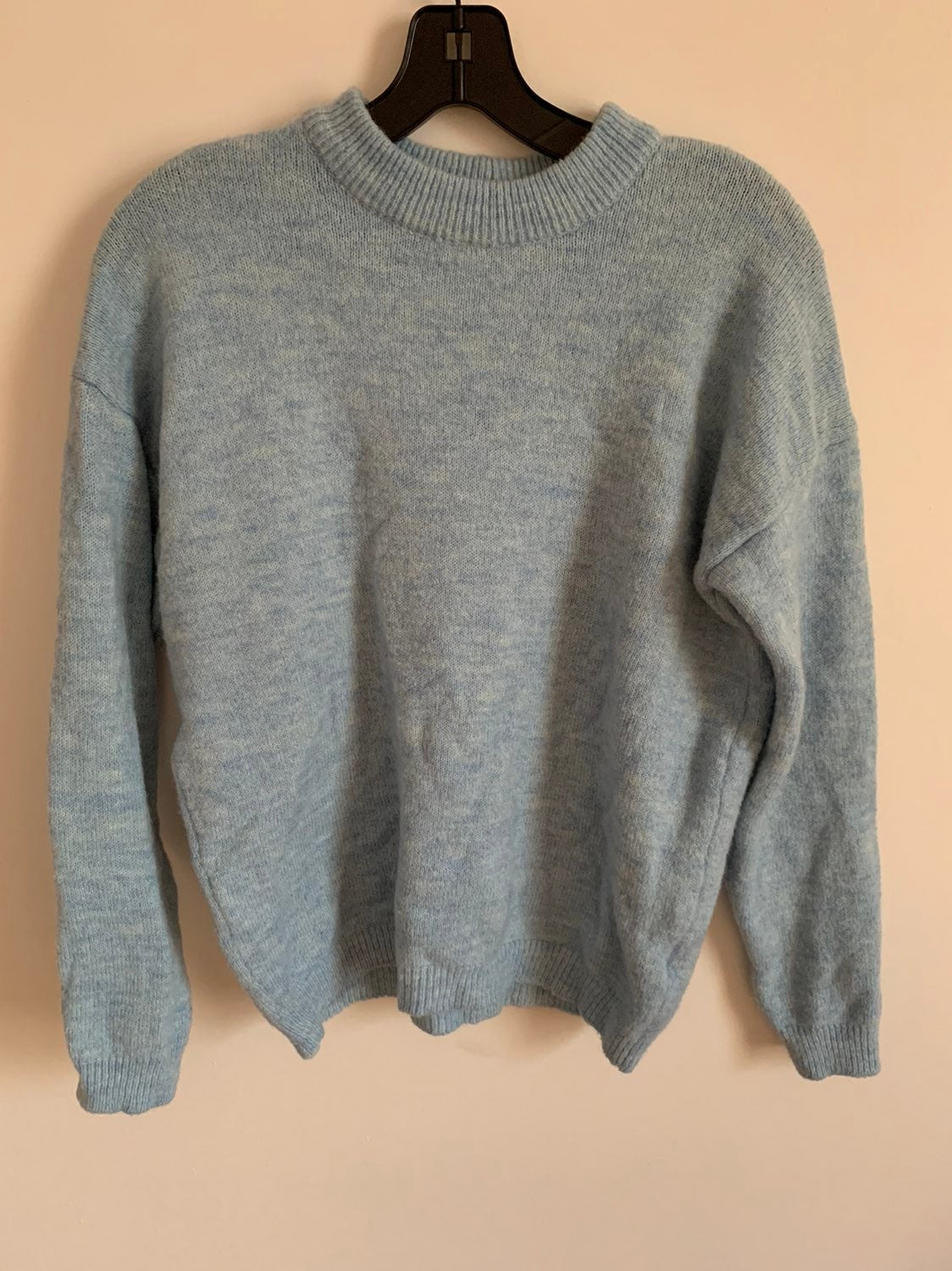 Urban Outfitters Blue Wool Knit Sweater