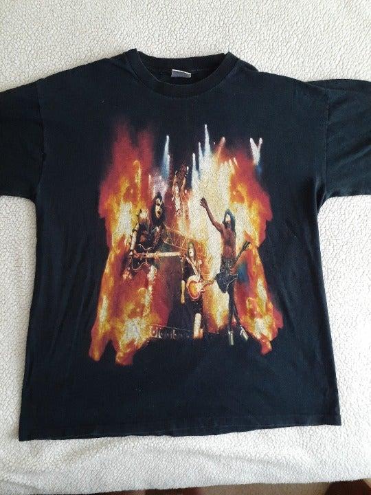 Kiss Concert T-Shirt 2000 Tour