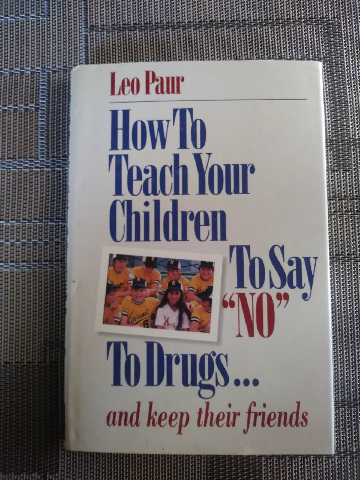 How to Teach Children Said NO to Drugs