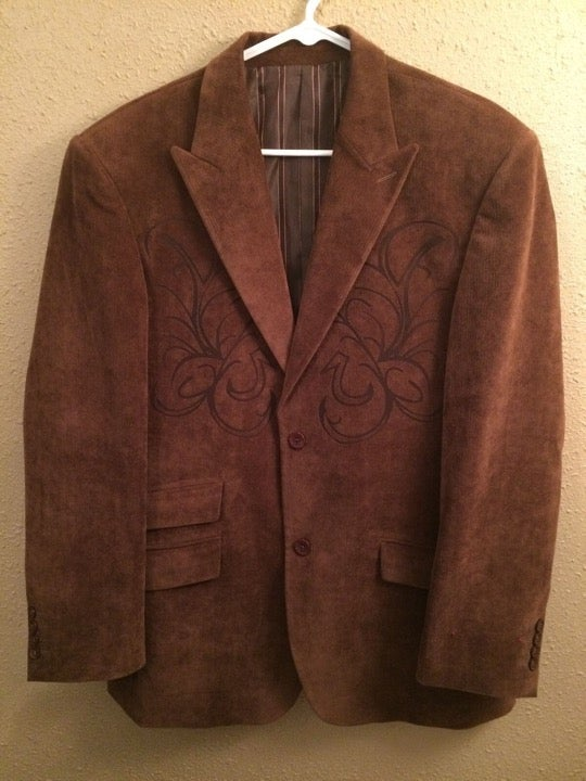 Inserch Italy Mens Medium Sport Coat