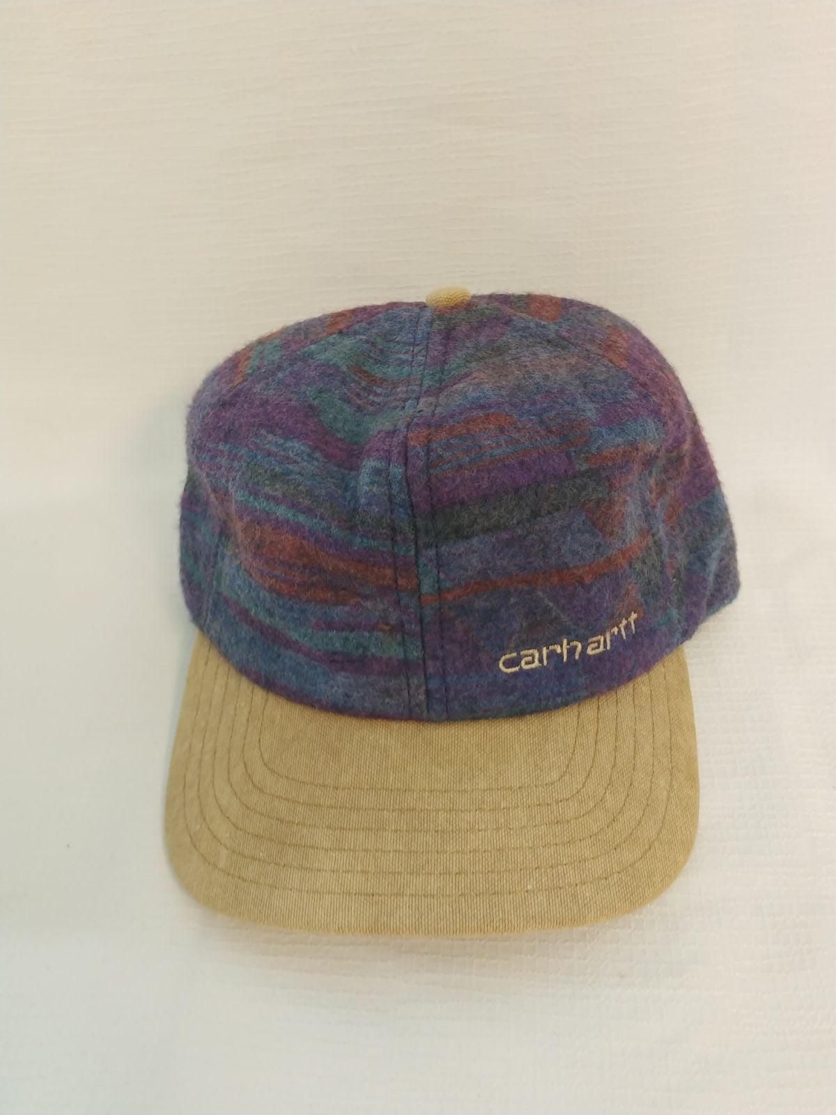 Vintage Carhartt wool snapback