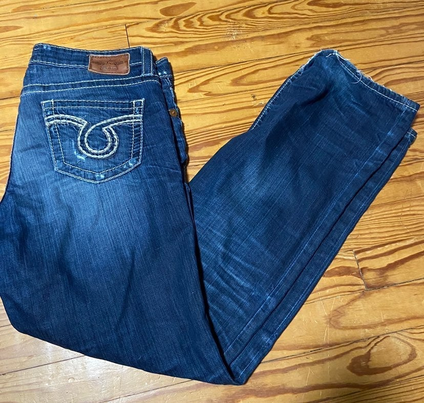 Womens big star jeans