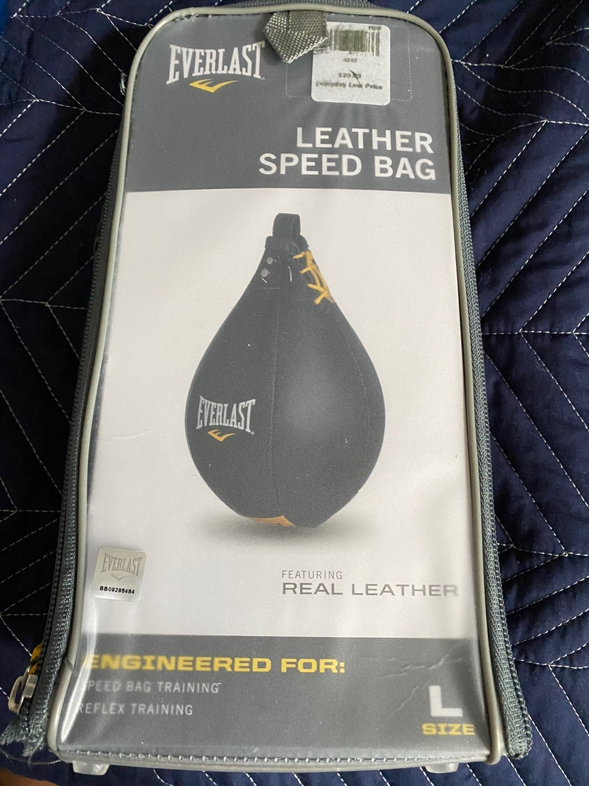 Leather Speed bag