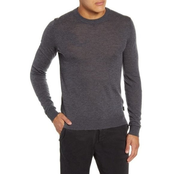 Ted Baker Cashmere Wool Slim Fit Sweater