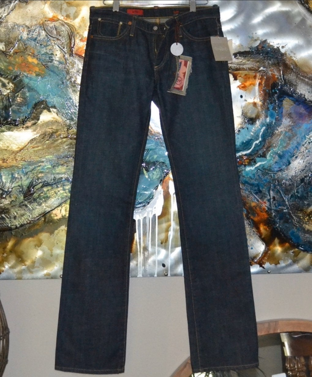 Adriano Goldschmied AG Jeans The Kiss