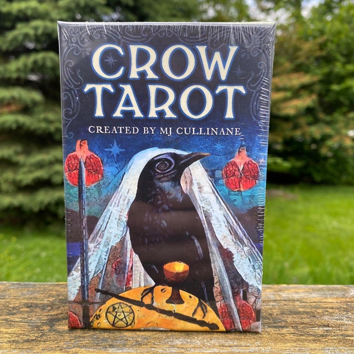 Crow Tarot Deck - MJ Cullinane