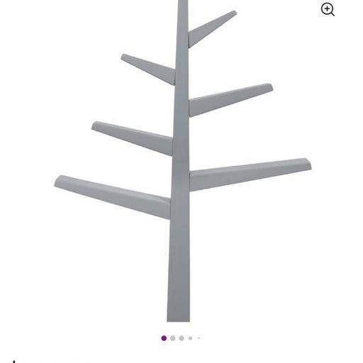 Brand new spruce tree style bookshelf!