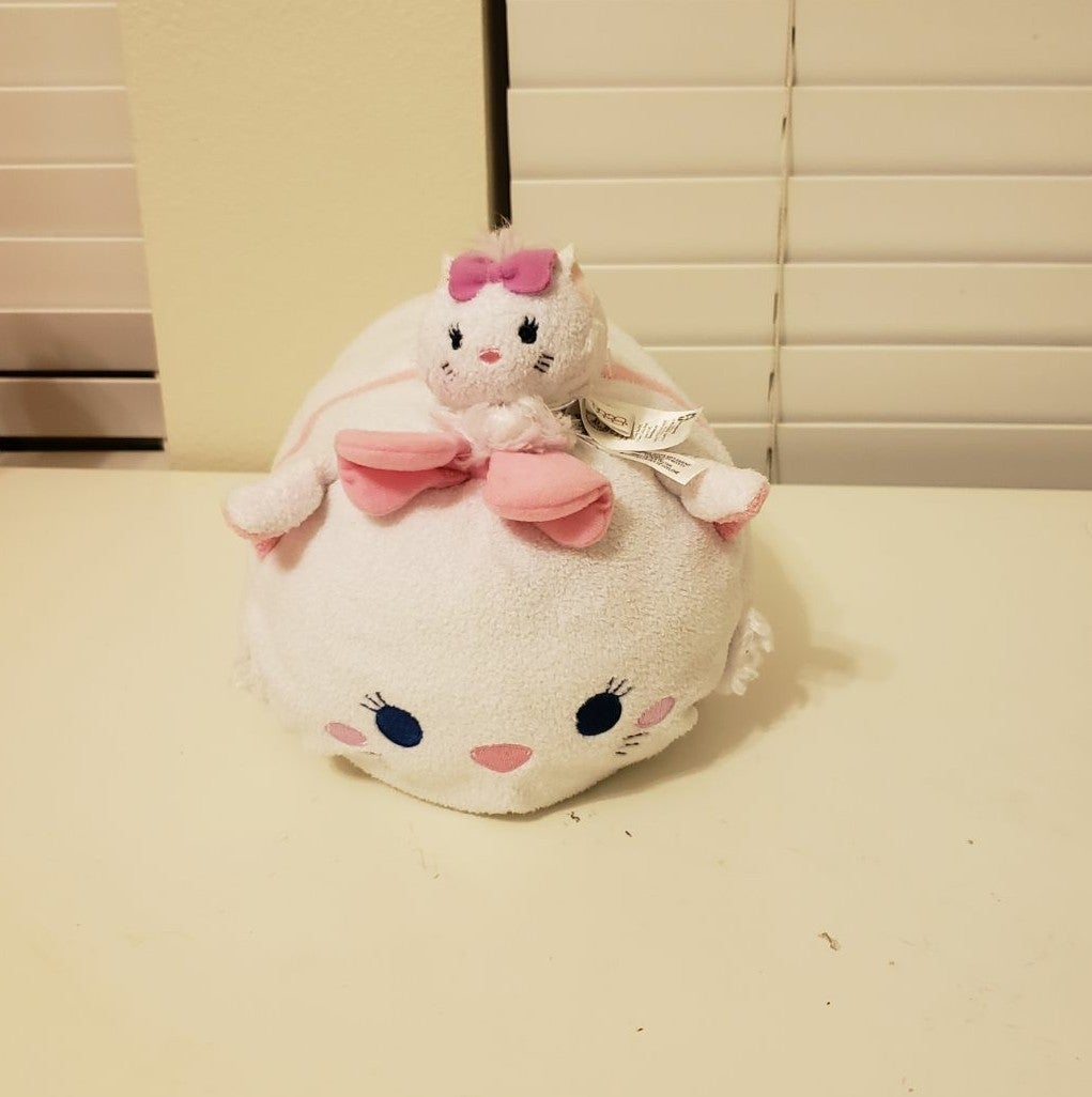 Disney Marie Tsum Tsums (sizes S and M)