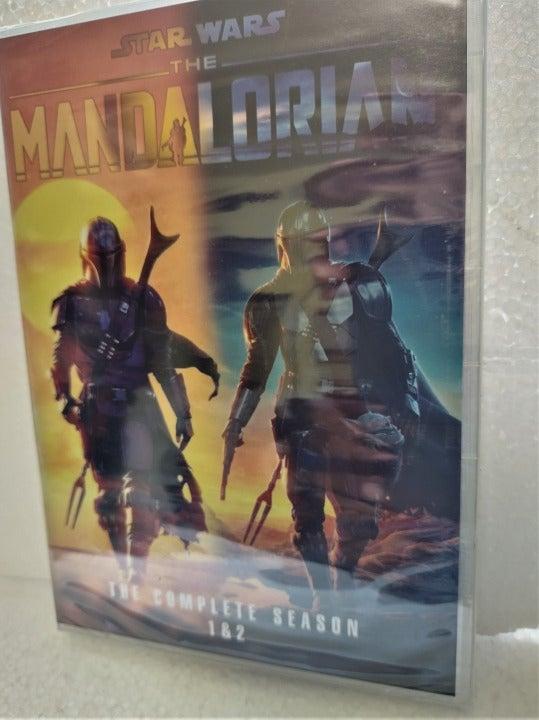 Mandalorian The Complete Season 1 & 2