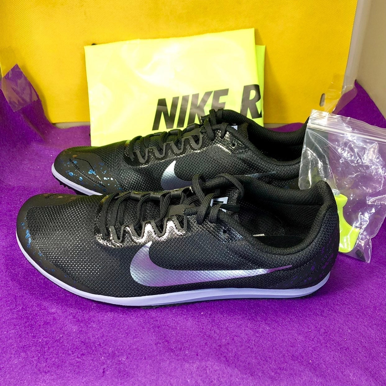 Nike Zoom Rival D 10 Distance Track Shoe